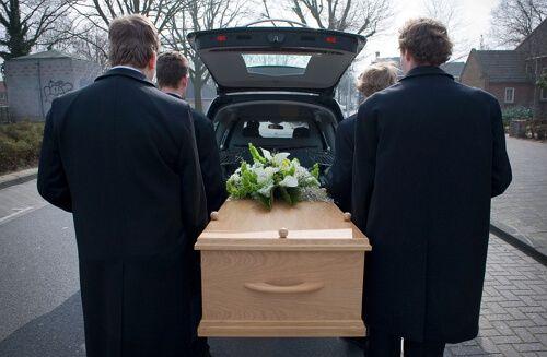Похороны в Липецке